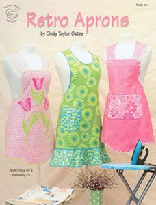 Cindy Taylor Oates - Retro Aprons