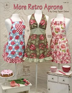 Cindy Taylor Oates - More Retro Aprons