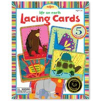 Lacing Cards - Life on Earth
