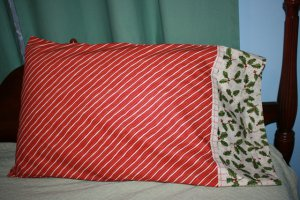Christmas Pillowcase Kit