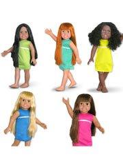 "Dolls - Springfield 18"""