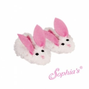 Doll Bunny Slippers