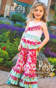 Pink Fig - Rosie Posie