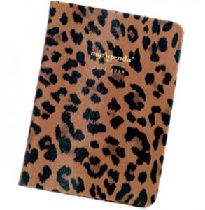 MyAgenda 16 Month Planner - Mini - Leopard
