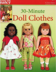 30 Minute Doll Clothes