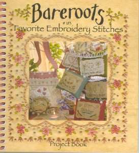 Bareroots Favorite Embroidery Stitches