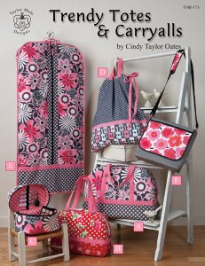 Cindy Taylor Oates - Trendy Totes & Carryalls