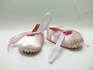 Doll Ballet Slippers - Pink