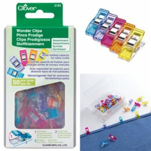 Wonder Clips - 50 ct. Assorted