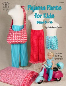 Cindy Taylor Oates - Pajama Pants for Kids