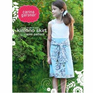 Kimono Skirt Pattern