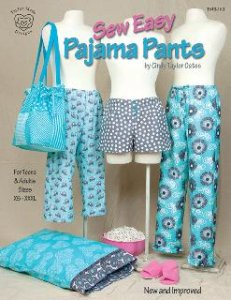 Cindy Taylor Oates - Sew Easy Pajama Pants