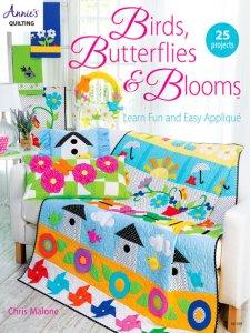 Birds, Butterflies, & Blooms