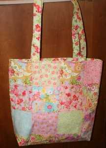 Charm Street Market Tote Kit - Collette