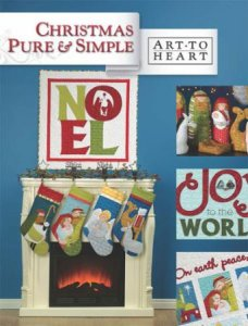Art to Heart - Christmas Pure & Simple