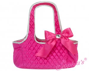 Doll Quilted Tote