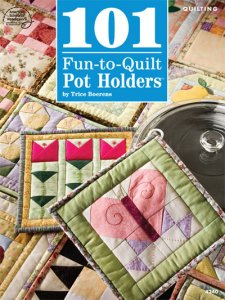 101 Fun-to-Quilt Potholders