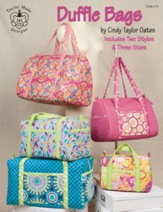Cindy Taylor Oates - Duffle Bags