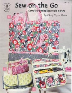 Cindy Taylor Oates Sew on the Go
