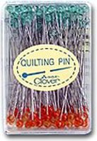 Clover Quilting Pins