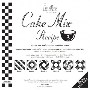 Cake Mix Recipe #3