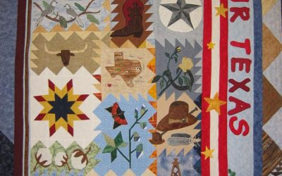 Texas, Our Texas Quilt Kit